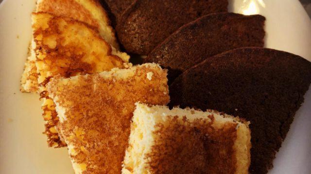 糖質オフパンケーキ